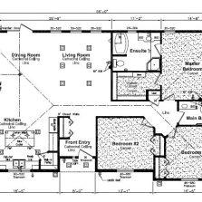 Floor plan for handouts