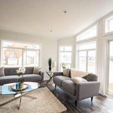 Cottage SN 1845 Living Room